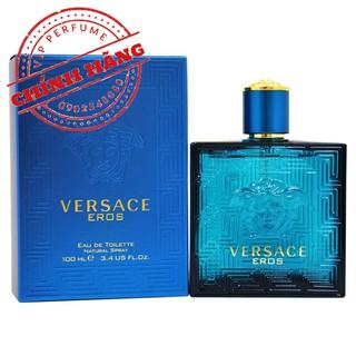 Nước hoa nam chính hãng Versace Eros EDT 50ml thumbnail