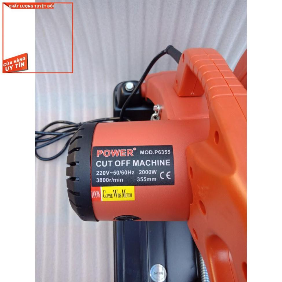 Điện máy Minh Đức - Tổng kho bán buôn bán lẻ Máy cắt sắt Power 2000w P6355| máy cắt bàn Cảm ơn quý khách hàng đã mua sản