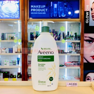 Sữa Dưỡng Thể Làm Ẩm Da AVEENO DAILY MOISTURIZING LOTION NOURISHES DRY SKIN 591ml thumbnail