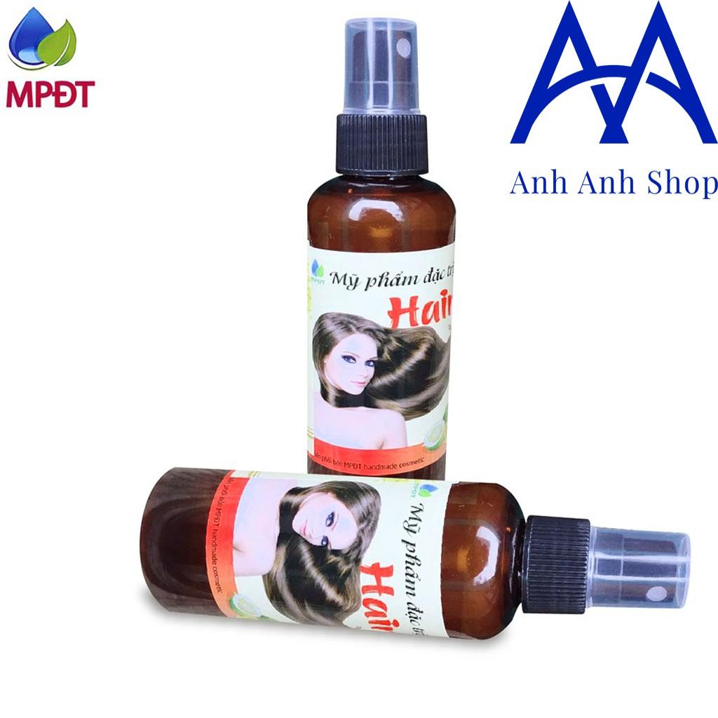 Tinh dầu bưởi dạng xịt chống rụng tóc và kích thích mọc tóc 100ml