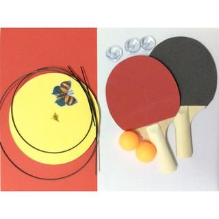 Bộ bóng bàn phản xạ không cần bàn