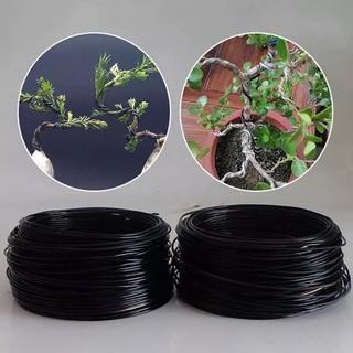 Dây nhôm đen mềm- đạt tiêu chuẩn : chuyên dụng uốn cây bonsai🍃