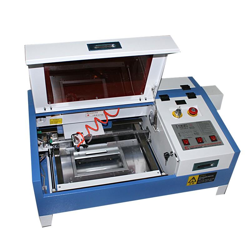 Máy Cắt Laser, Máy Khắc Laser 3020 50W, Máy cắt kính cườn