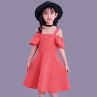 váy bé gái Đầm cho bé gái Váy Bé Gái Váy Cho Bé Đầm Bé Gái Đầm Công Chúa Bé Gái Đầm Tết Bé Gái Đầm Trẻ Em Đầm Cho Bé Gái Đầm Cho Bé ĐầmCông Chúa Bé Gái Đầm Công Chúa Xinh Xắn Cho Bé Gái Từ 2-10 Tuổi Off Shoulder Dress For Kids