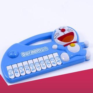[Rẻ Sập Giá] Đồ chơi đàn Doremon cho bé 3 món
