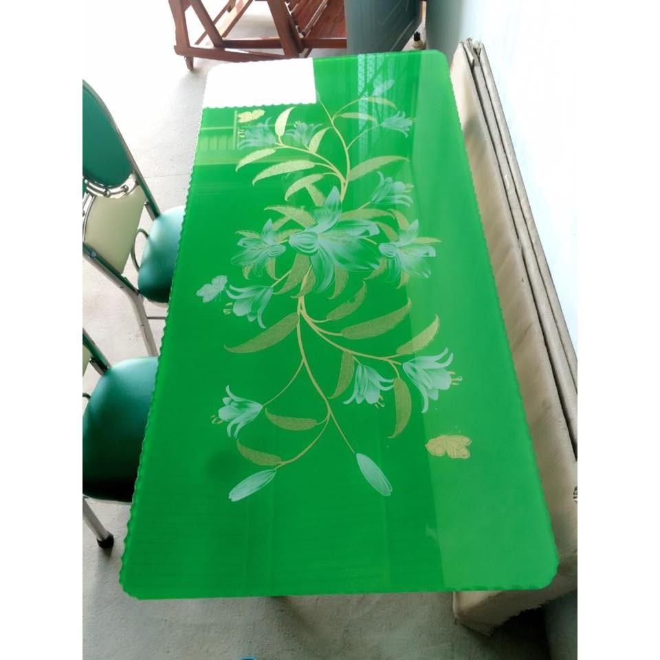 Bộ bàn ăn kiếng chân inox Phước Lộc thọ bền đẹp,sang trọng,hiện đại,giá rẻ - 23075782 , 166962037 , 322_166962037 , 4120000 , Bo-ban-an-kieng-chan-inox-Phuoc-Loc-tho-ben-depsang-tronghien-daigia-re-322_166962037 , shopee.vn , Bộ bàn ăn kiếng chân inox Phước Lộc thọ bền đẹp,sang trọng,hiện đại,giá rẻ