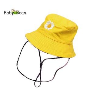 Nón Mũ Vành có Màng Nhựa Kháng Khuẩn BabyBean