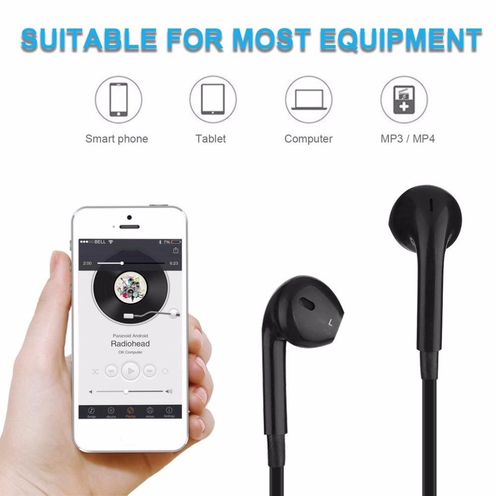Tai nghe Bluetooth 4.1 kèm mic