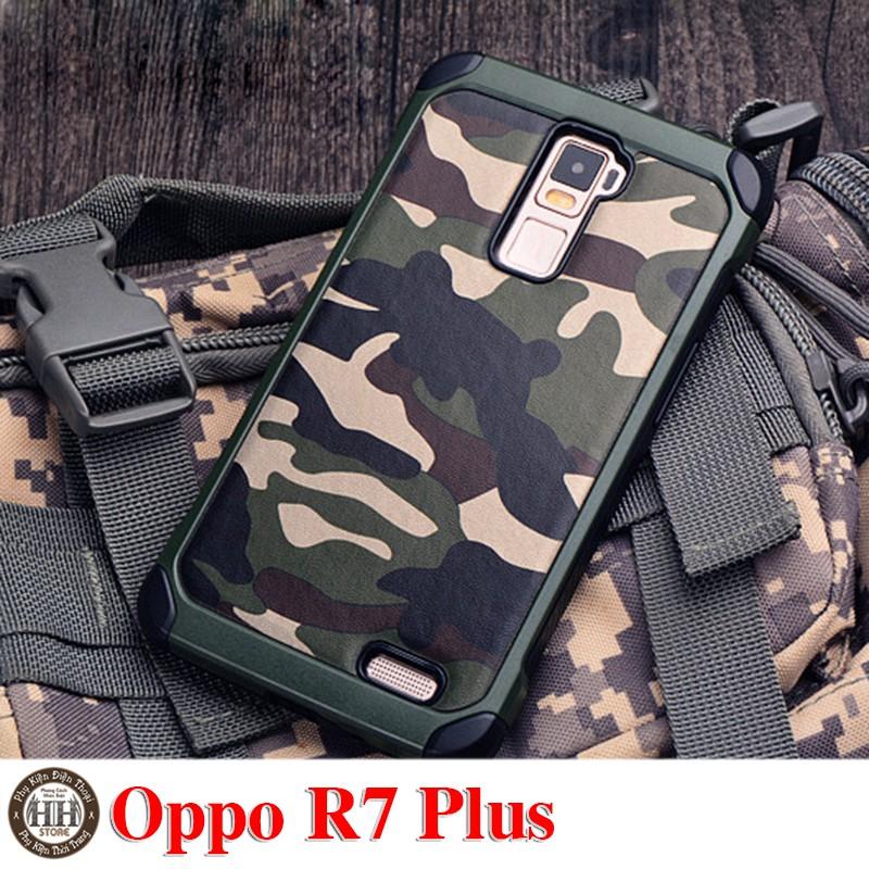Ốp lưng Oppo R7 Plus quân đội