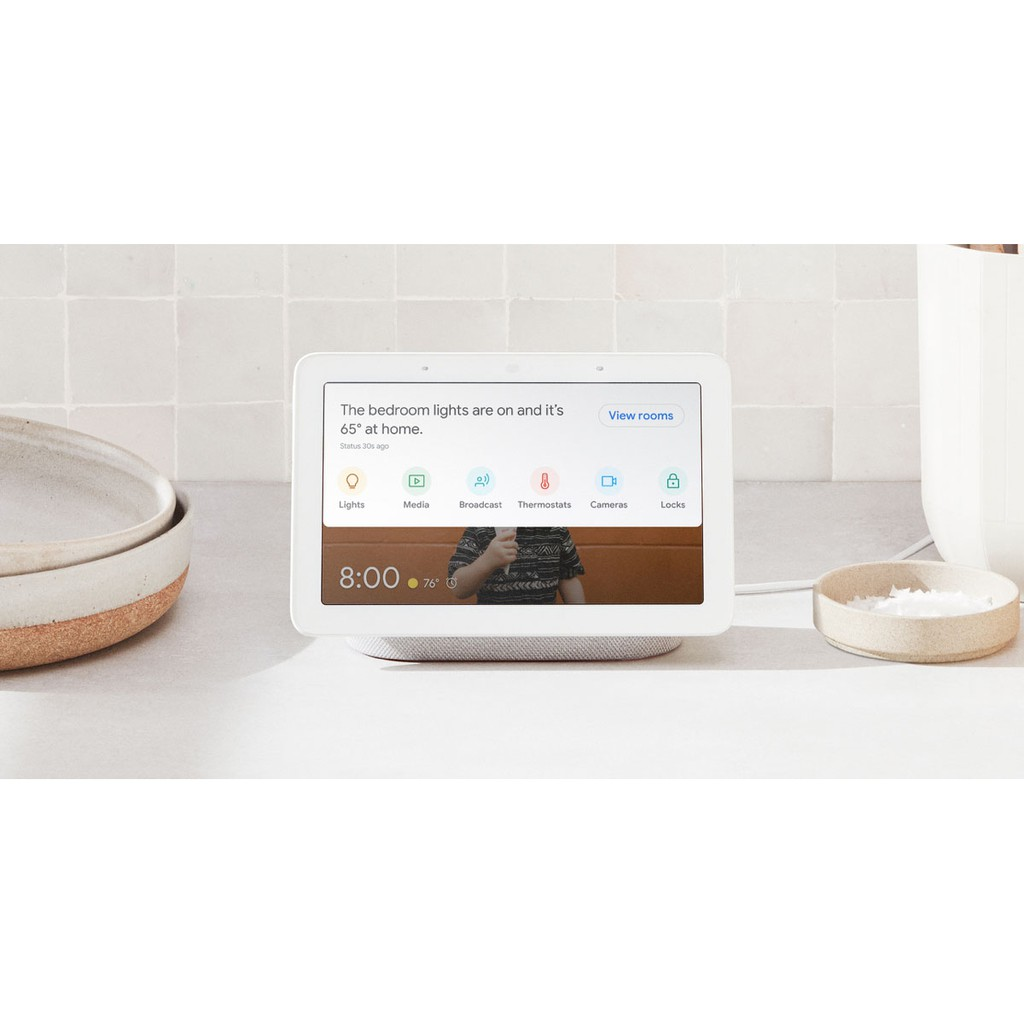 Trợ Lý Ảo Google Nest Hub