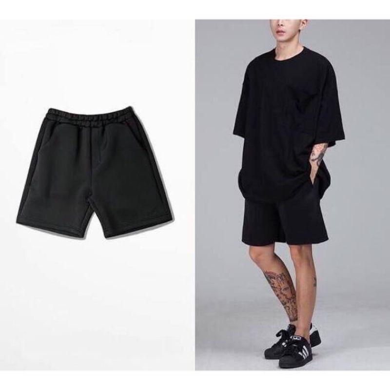 [Mã SKAMSALE10 giảm 10% đơn 200K] Quần short 40-100kg nam nữ thời trang ullzzang bigsize