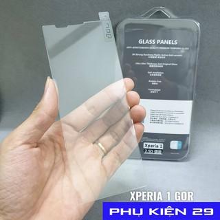 [Sony Xperia 1] Kính cường lực cao cấp chống bám vân tay GOR