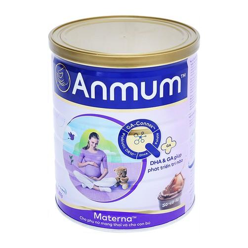 sữa bầu Anmum materna 400g