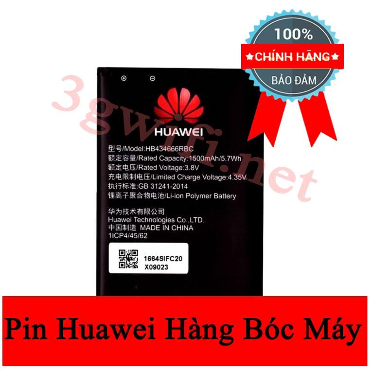 (Rẻ Vô Địch) Pin Huawei E5573, E5573CS-609, E5331, Vodafone R207 Hàng Bóc Máy Mới 100%
