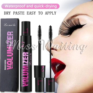 Lameila Eyelash Brush 3D Mascara Eye Mascara Cosmetic Women'S Fashion Waterproof Beauty Eyes Makeup Fiber Lashes