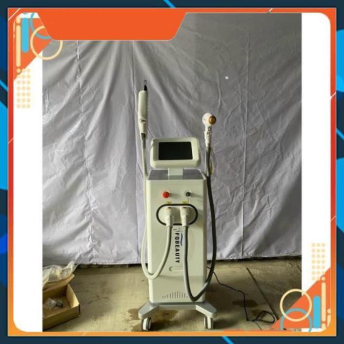 [🎁 FREE SHIP💓 ] Máy triệt lông diode 808nm và laser xoá xăm công nghệ cao 2 trong 1