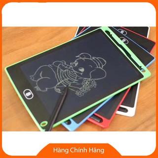 Bảng Viết, Bảng Vẽ Điện Tử Màn Hình LCD 8.5 Inch Tự Xóa Thông Minh (Tặng Kèm Bút Cảm Ứng)