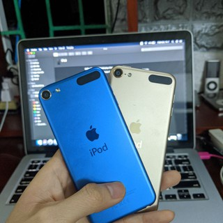 Máy nghe nhạc iPod Touch 6 bypass zin nguyên bản