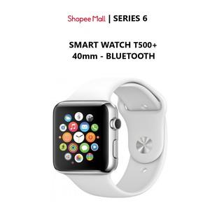 Đồng hồ thông minh T500 Plus phiên bản hỗ trợ chơi game bản nâng câp mẫu 2021