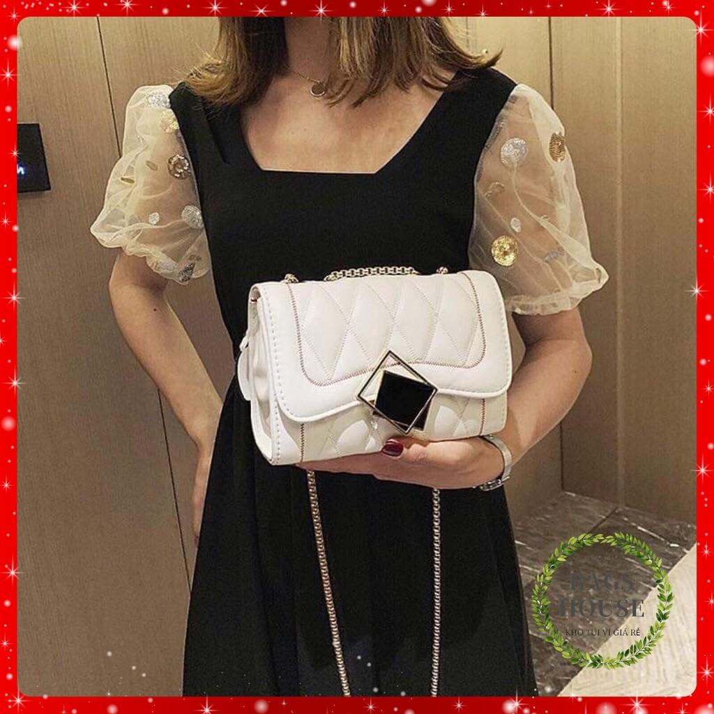 Túi xách nữ, túi đeo vai thời trang sang trọng, lịch sự phong cách hàn quốc