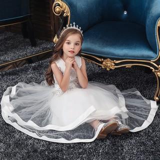 đầm công chúa bé gái- đầm bé gái- đầm bé gái đi dự tiệc- đầm bé gái đi diễn văn nghệ-đầm dài cho bé- đầm dạ hội-at316