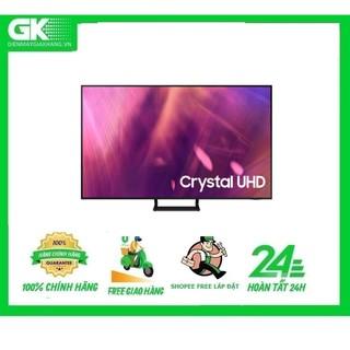 UA43AU9000-MIỄN PHÍ CÔNG LẮP ĐẶT-Smart Tivi Led Samsung 4K 43 inch UA43AU9000 Mới 2021 thumbnail