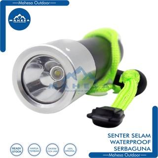 Đèn pin LED Cree 3W chống thấm nước thumbnail