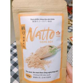 Natto Coden bột đậu nành lên men dạng BỘT 100g
