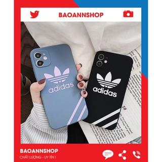 Ốp Lưng IPhone – Ốp iphone Dẻo logo ADIDAS Chống Bẩn độ Ip12 Full mã 7plus/8plus/x/xs/11/12/pro/plus/promax – BAOANNSHOP