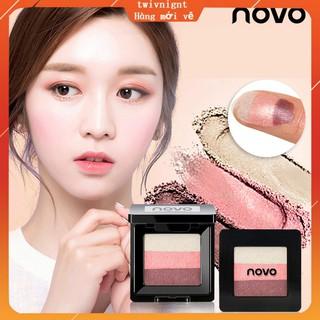 Bảng phấn mắt 3 màu NOVO gradient thumbnail
