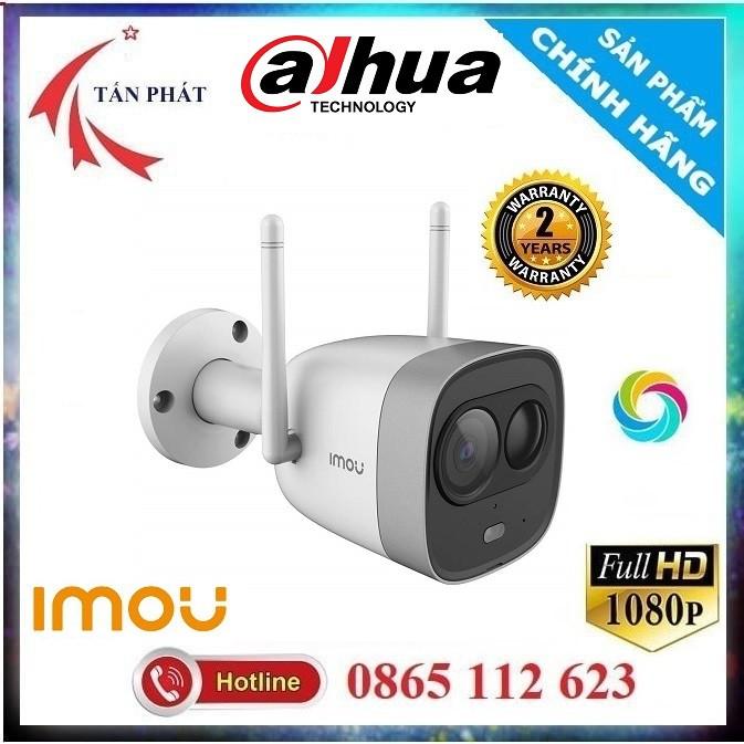 Camera IP 2.0M WiFi Ngoài Trời IMOU G26EP C26EP 1080P FULLHD Còi Hú , Màu Sắc Ban Đêm Dahua Việt Nam G22P G42P