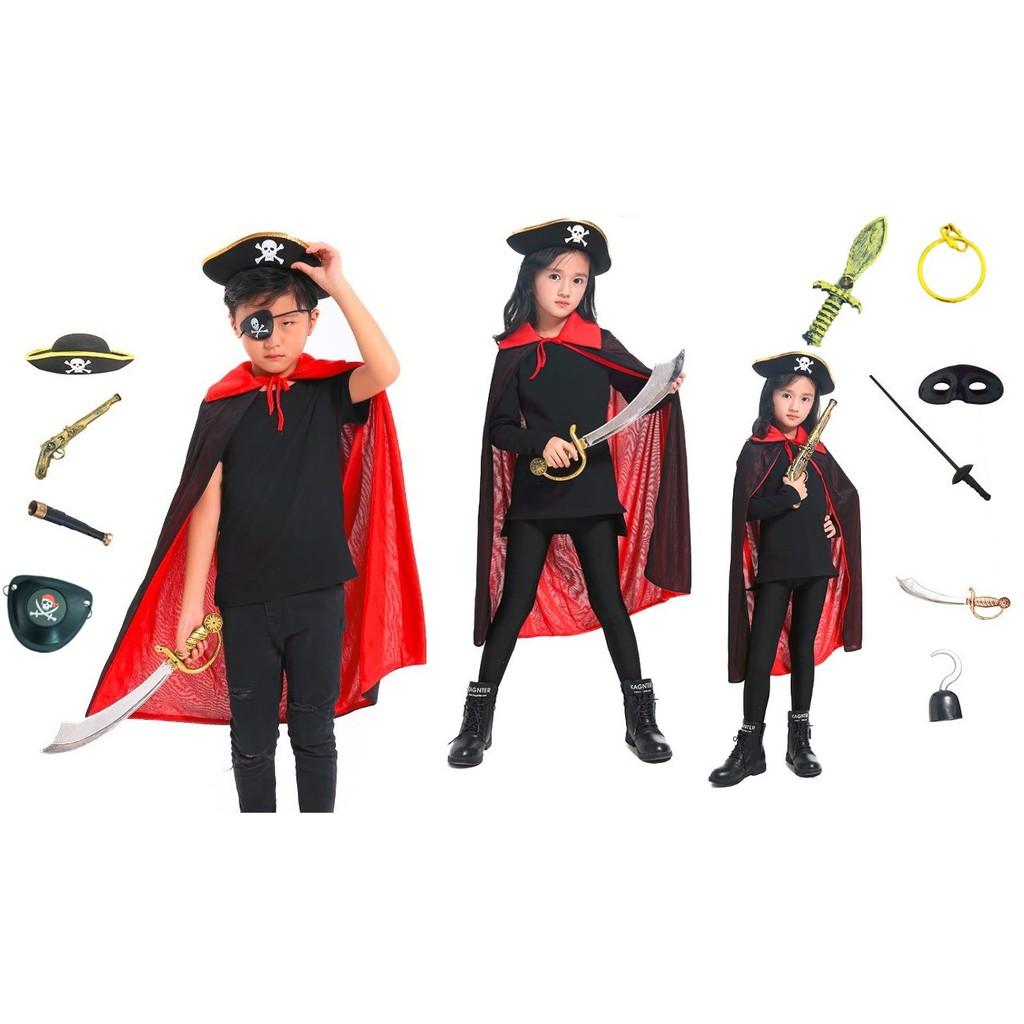 Phụ kiện hóa trang cướp biển cho bé