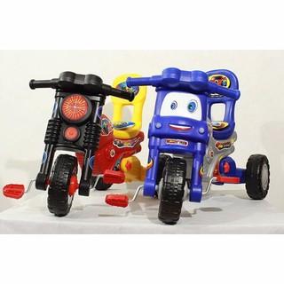 Xe – xe đạp 3 bánh mô tô hình thú cho bé