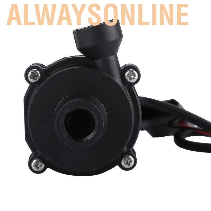 Ống bơm nước làm mát máy tính 600L/H DC 12V 0.85A 10W