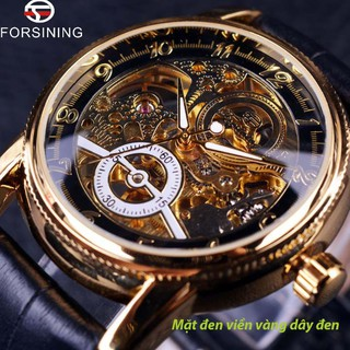 Đồng hồ nam máy cơ Forsining H289M dây da