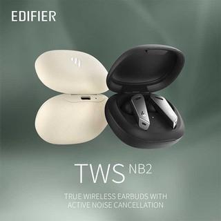Tai nghe TWS Edifier Nb2 Bluetooth Edifier, Chống ổn chủ động ANC thời trang BH 12 THÁNG