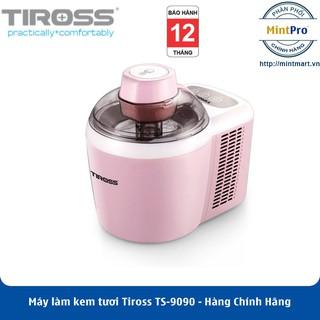 Máy làm kem tươi Tiross TS-9090 - Hàng Chính Hãng