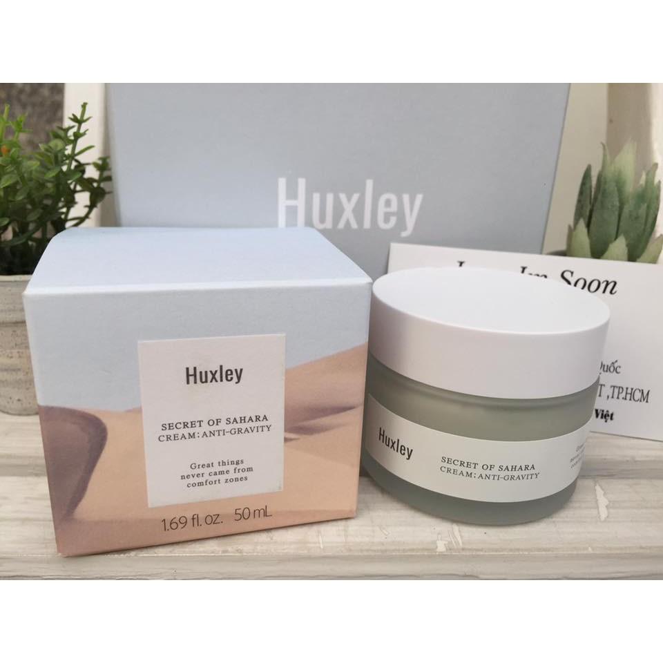 ??Kem Chống Lão Hóa Huxley Secret Of Sahara Cream Anti Gravity