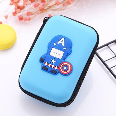 Bao Đựng Cho Phụ Kiện Tai Nghe Bluetooth Airpods i12 Cáp Sạc Iphone Pin Dự Phòng – Shin Case