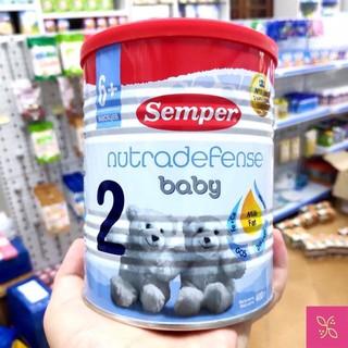 Sữa SEMPER NGA 400gr Date 04/2022