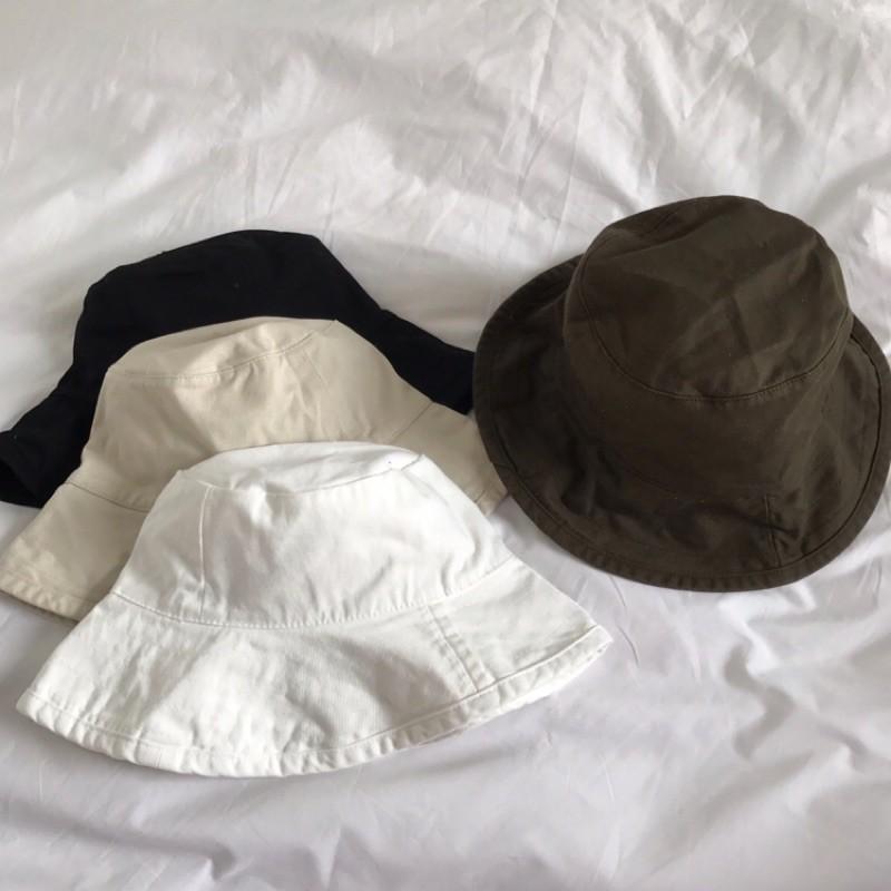 การเชื่อมต่อทงแดมุนเกาหลี hat หมวกใหญ่พื้นฐานพร้อมหมวกชาวประมง!