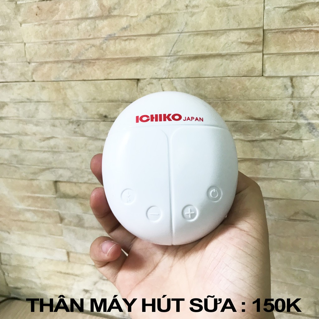 Thân máy hút sữa ichiko ( phụ kiện )
