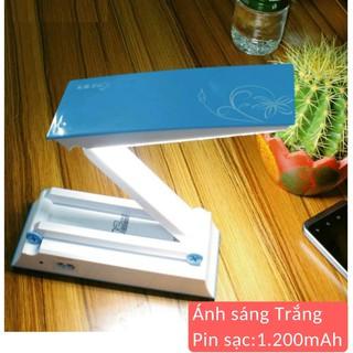 Yêu ThíchĐèn bàn sạc điện đèn học chống cận mã KM6653/6668