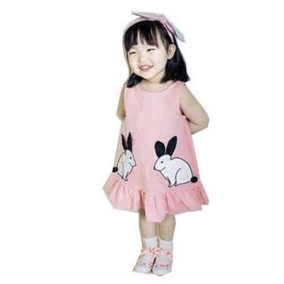 DEAL SHOCK FOLLOW SHOP váy thỏ xinh cho bé