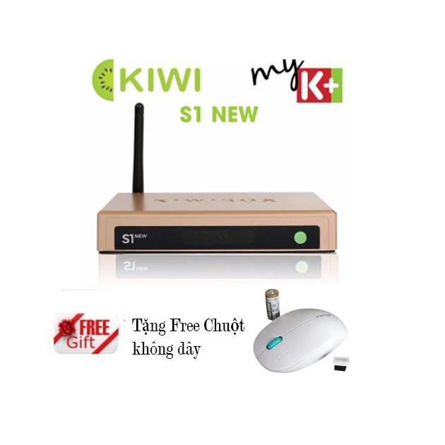 Android KiwiBox S1 New tặng kèm chuột không dây cao cấp