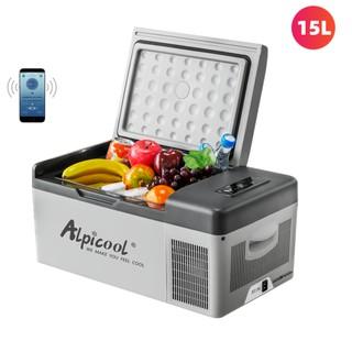 [ BẢO HÀNH 12 THÁNG] Tủ lạnh mini dùng trong nhà và trên ô tô C-15 45W dung tích 15 lít