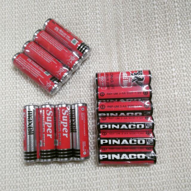 1 cặp Pin tiểu, pin Ó, pin Maxell