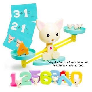 Bộ đồ chơi học toán PUPPY UP cho bé