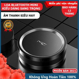 Loa Bluetooth không dây mini Super Bass MC A7 âm thanh khủng nghe nhạc cực đã, tương thích điện thoại, máy tính bảng