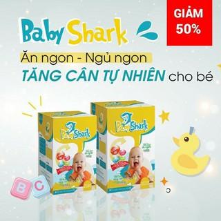 [Chính hãng]Siro ăn ngon Baby Shack_1hộp 30 gói data 2023 thumbnail